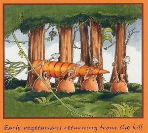 early-vegetarians